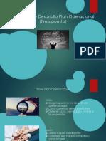 Desarrollo Presupuestal (UPC)
