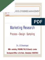 00 Marketing Research - Process - Design - 2