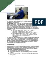 Ergonomic of Risk Assessment in Packaging