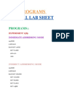 Mcp Programs