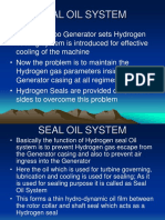 Seal Oil System