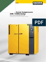Kaeser- CSDx140SFC