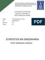 Statistica Individual Pp