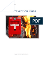 718studyguide Fire Prevention Plans