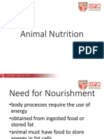 Lecture3 Nutrition