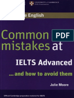 Moore J. - Common mistakes at IELTS Advanced - 2013.pdf