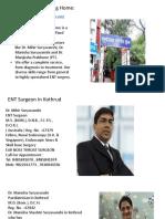 ENT Surgeon in Kothrud