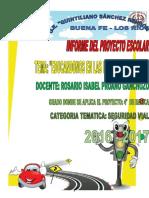 Proyecto Vial 4to BAS- ROSARIO P.