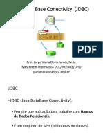 Aula 2.1 - JDBC