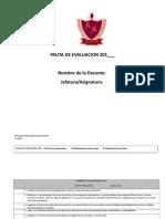 PAUTA DE  EVALUACION.doc