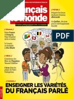 Le Fran 231 Ais Dans Le Monde Novembre 01 2017