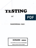 Downloadmela.com Testing Notes by Nageswara Rao