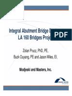 Integral Abutment Bridge Design LA 160 Bridges Project.pdf