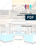 Conference Guide Southwest Fox 2013 and Southwest Xbase++ 2013