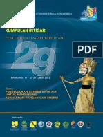 Kumpulan Intisari PIT 29 1-12