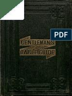 Gentelman Book