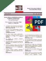 Revista Transcultural de Música No. 12