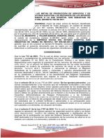 Acuerdo de Voluntades Eses Para Sgp 2018