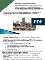 Impacto Ambiental en Obras Hidraulicas