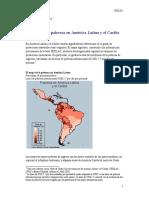 Mapa de La Pobreza en ALC