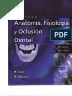 WHEELER - Libro Anatomia,Fisiologia,Oclusion Incomp