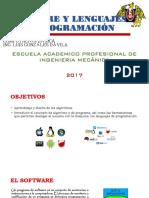 Clase 06 de Junio - Software y Lenguaje de Prorgamacion