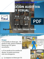 PROTECCION AUDITIVA Y VISUAL.ppt