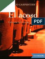 El Acoso - Alejo Carpentier