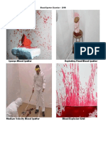 blood spatter chamber - pictures 2018