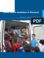 Roma Health Mediation Romania
