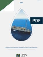 Anuário Estatístico Brasileiro do Petróleo, Gás Natural e Biocombustíveis 2010