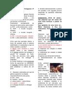 Língua Portuguesa 2º Ano C e D