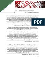 LISTA A | VIII Congresso dos Advogados Portugueses