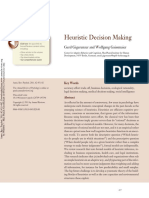 Heuristic Decision Making GG_Heuristic_2011