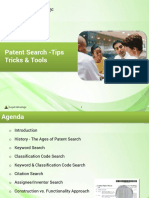 E Book on Patent Search Tips ,Tricks and Tools