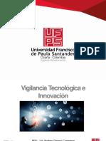 Vigilancia Tecnologica e Innovacion
