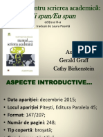 Manual Pentru Scrierea Academică