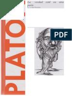 Dal Maschio E a - Descubrir La Filosofia 01 - Platon La Verdad Esta en Otra Parte