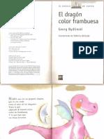 Dragon Color Frambuesa