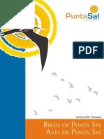 Aves de Punta Sal-Tumbes