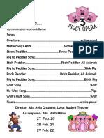 3 piggy opera program