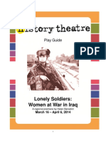 Play Guide Lonely Soldiers 2014
