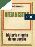 Afganistan. Historia y Lucha de - Yenia Dumnova