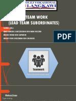 Develop Team Work