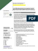ExtrusionManager Datasheet English