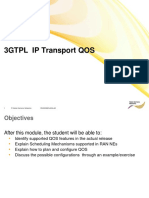 3GTPL  IP Transport QOS