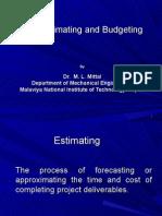 Cost_Estimating_and_BudgetingVisit Us @ Management.umakant.info