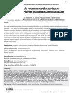 A COORDENAÇÃO FEDERATIVA DE POLÍTICAS PÚBLICAS -.pdf