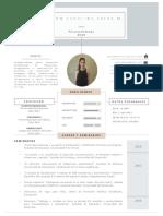Curriculum Fonoaudióloga Ashton Jofré Morgado T