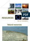 6.LECTURE Natural Resources